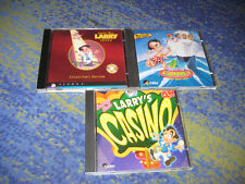 Leisure Suit Larry Collection Collector's 1,2,3,5,6 PC larry collectors y más