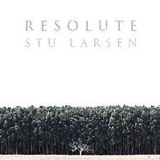 Stu Larsen - Resolute - New Vinyl LP - Pre Order - 21/7
