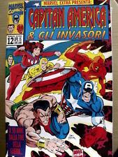 CAPITAN AMERICA - Marvel Extra presenta n°12 1995 ed. Marvel Italia  [SP9]