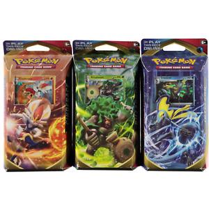 Pokemon TCG Sword & Shield Theme Deck