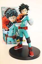 """F/S MY HERO ACADEMIA """" Izuku Midoriya """" DXF Figures No.3 BANPRESTO SALE"""