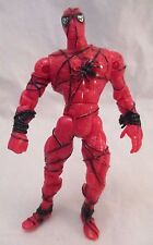 "Spider-man the Animated series Web force COMMANDO SPIDEY 5"" Figure ToyBIZ 1997"