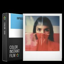 Impossible Color Instant Film for Polaroid 600