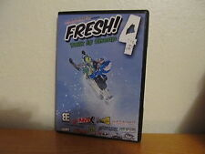 Fresh! 4 Talk is Cheap DVD - Snowmachine / Snowmobile