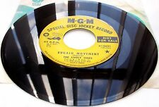 The Lively Ones Bugalu Movement 1967 MGM K13691 R&R Garage Funk Promo 45rpm VG