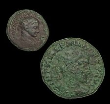 ROMAN PROVINCIAL. Lot of 2, Severus Alexander and Philip I, Nicaea and Moesia