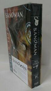 Absolute Sandman Vol 4 Hardcover Unread Neil Gaiman Vertigo Slipcase HC