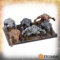TTCombat BNIB Werewolves TTFHX-MON-001