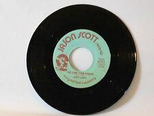 "Jerry Landis - Lone Teen Ranger 7"" NM- RARE - Paul Simon - on Jason Scott teen"