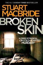 Broken Skin (Logan Mcrae 3) by Stuart MacBride | Paperback Book | 9780007419463