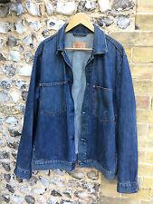 De Colección Chaqueta Vaquera Levi's Talla XL azul capa superior para hombre LEVI STRAUSS red tab 70511 04