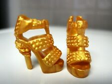 Barbie Doll Clothes/Shoes *Mattel High Heels *New* #1068