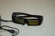 Rechargeable Panasonic Active Shutter 3D Glasses TY-EW3D2M