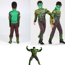 Kids Hulk Costume Halloween Costume Childrens Cosplay Party Costume Party Boys