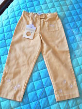 NUOVO Petit Bateau pantalone cotone  bimba 4 anni