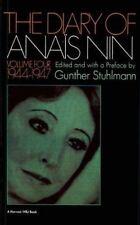 The Diary of Anais Nin, Vol. 4: 1944-1947 Anaïs Nin Paperback Used - Good