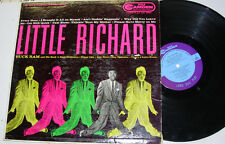 LITTLE RICHARD, With The Buck Ram Rock 'n Roll Orchestra  LP