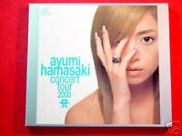 Vcd x 2 AYUMI HAMASAKI Tour Live 2000 Vol 2 J-POP VIDEO