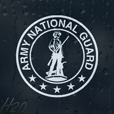 Army National Guard Military Car Decal Vinyl Sticker For Window Bumper Panel