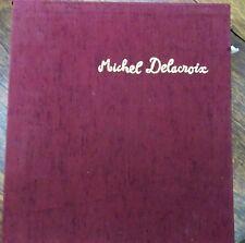 MICHAEL DELACROIX's PARIS - Signed Limited Edition #183 of 1260