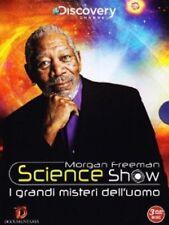MORGAN FREEMAN SCIENCE SHOW - I MISTERI DELL'UOMO  3 DV
