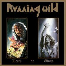 RUNNING WILD - DEATH OR GLORY (REMASTERED)  2 VINYL LP NEU