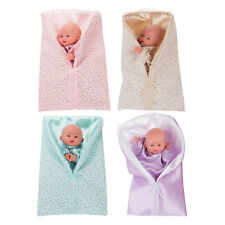 Funny Hand Puppets Baby Doll Toy Finger Movement Amusing Soothing Props for Kids