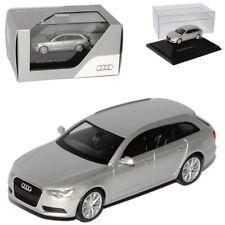 Audi A6 A 6 Avant Ab 2011 C7 C 7 Eis Silber Ho H0 1/87 Herpa Modellauto Modell A