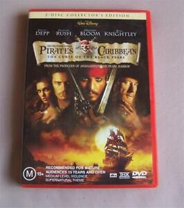PIRATES OF THE CARIBBEAN - BLACK PEARL DVD - Widescreen