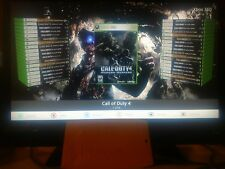 Custom Xbox 360 Modded 120GB, XBLA, Xbox360, SNES, SEGA 30000+ Roms Read