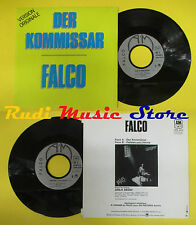 LP 45 7'' FALCO Der kommissar Helden von heute 1982 france A&M 9235 no cd mc dvd