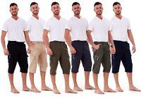 Asics Knit Mens Long Gym Shorts Grey Sweat Short Exercise