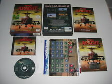 TEAM APACHE Pc Cd Rom ORIGINAL BIG BOX - FAST SECURE POST