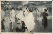 Boston MA Filene's No Tip Kids Barber Shop c1910 Detroit Publishing Postcard