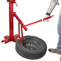 "Manual Car Truck Tire 8""-18""  Spreader Tyre Changer Repair Dismount Bead Breaker"
