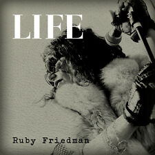 "Ruby Friedman LIFE 7"" Single Lola Delon Tarka Cordell Richard Fortus"