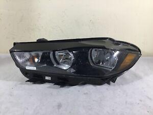 2016-2018 Jaguar XE OEM Left Driver Halogen Headlight