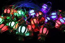 Islamic EID Ramadan 4M/20 LED Festival LED String Light Lantern lamp moroccan