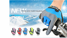 ROCKBROS Full Long Finger Bike Cycling Warm Gloves Four Color
