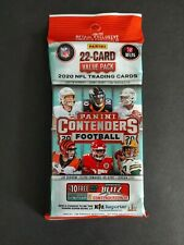 Panini Contenders 2020 NFL 5 Pack Booster Box