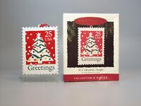 Hallmark Keepsake Series Ornament 1995 U.S. Christmas Stamps #3 - #QX5067-DB