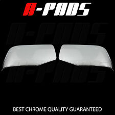 For Honda Pilot 2009-2012 Chrome Mirror Covers W/out Turn Signal