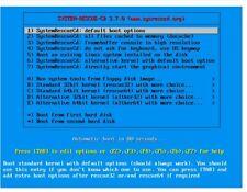 openSUSE-13.2-Rescue-CD - x86 64 bit System Rescue DVD