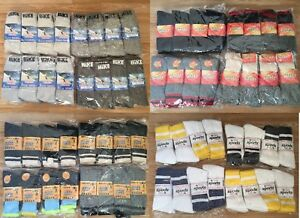 WHOLESALE JOBLOT OF 60 Or 120 Or 240 X PAIRS MENS/LADIES SOCKS (78000 AVAILABLE)