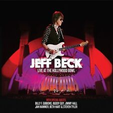 Live At The Hollywood Bowl - 2 DISC SET - Jeff Beck (2018, CD NEUF)