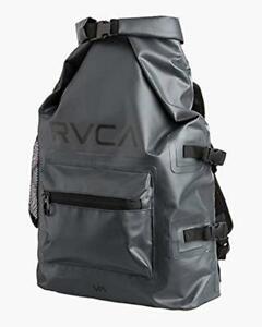 RVCA Mens Go-Be II Sport Backpack Charcoal One Size New