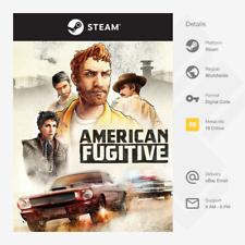American fugitivo (PC) - Llave de vapor [global, Multi-Lang, instantánea]