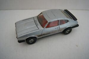 CORGI Mettoy Ford Capri 3.0s The Professionals silver 1/36 No342