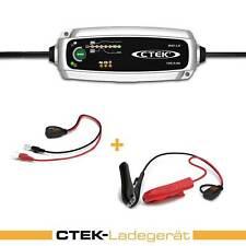 CTEK MXS 3.8 Batterie Ladegerät 12V Motorrad Rasentraktor KFZ BATTERY CHARGER