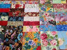 Lot 100% Cotton Craft Fabrics